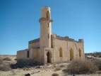 مسجد بناء ايطالي في الثلاثنيات